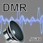 Clip audio trasmissione DMR